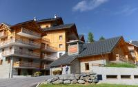 Location vaujany residence crystal blanc 8